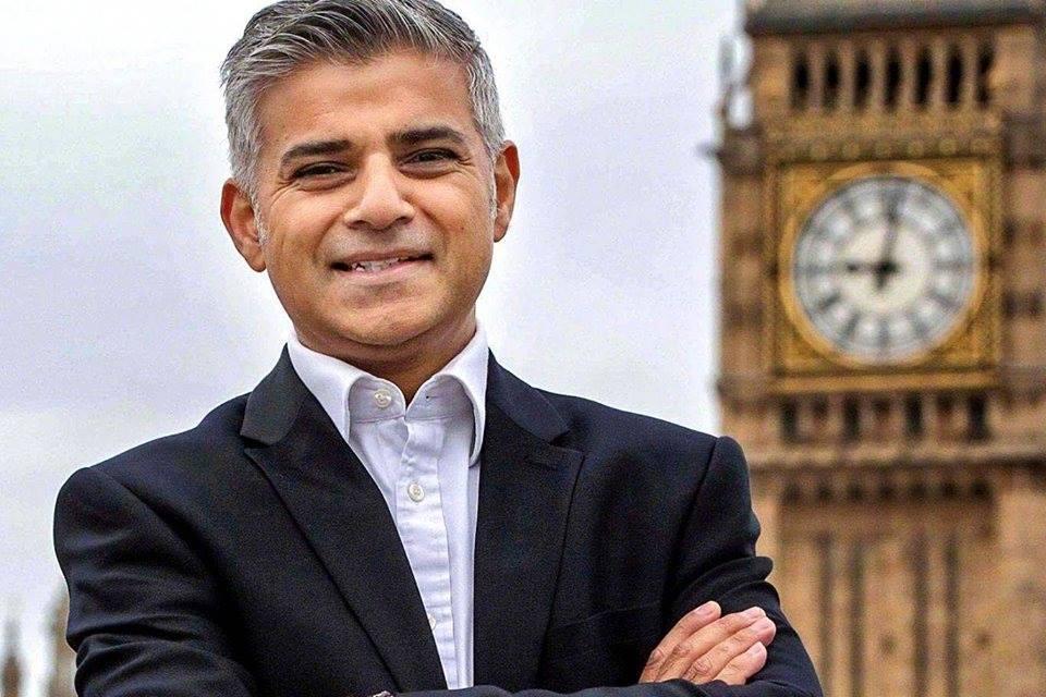 Sadiq Khan, nouveau Maire de Londres, travailliste musulman