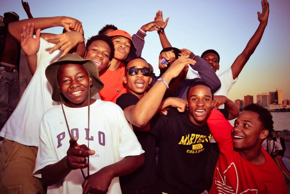 afro-caribéenne