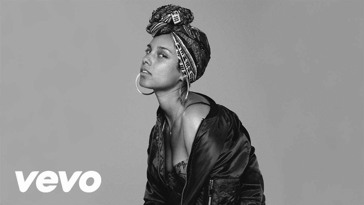 Alicia Keys en mode Afrobeat ?