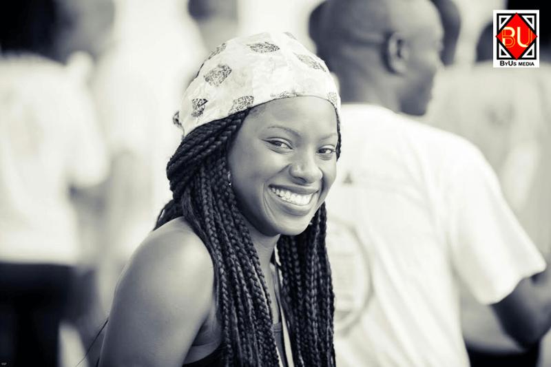 Tamarah MOUTOTEKEMA, participe au projet de Tony Elumelu