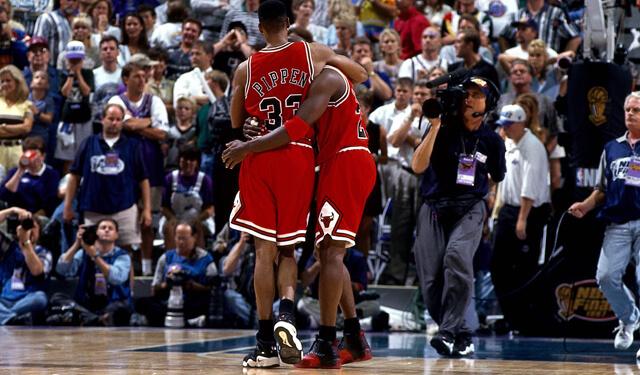 "Le ""Flu Game"" de Michael Jordan"