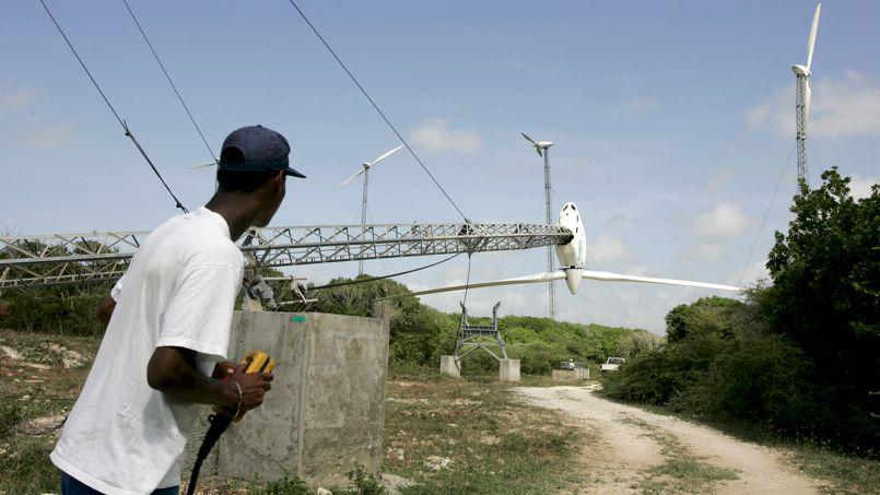 Marie-Galante, territoire pionnier en production d'énergies renouvelables et durables