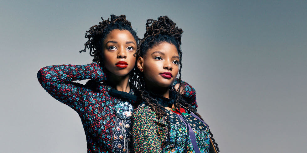 Chloe x Halle - Crédit Photo : Mark Seliger