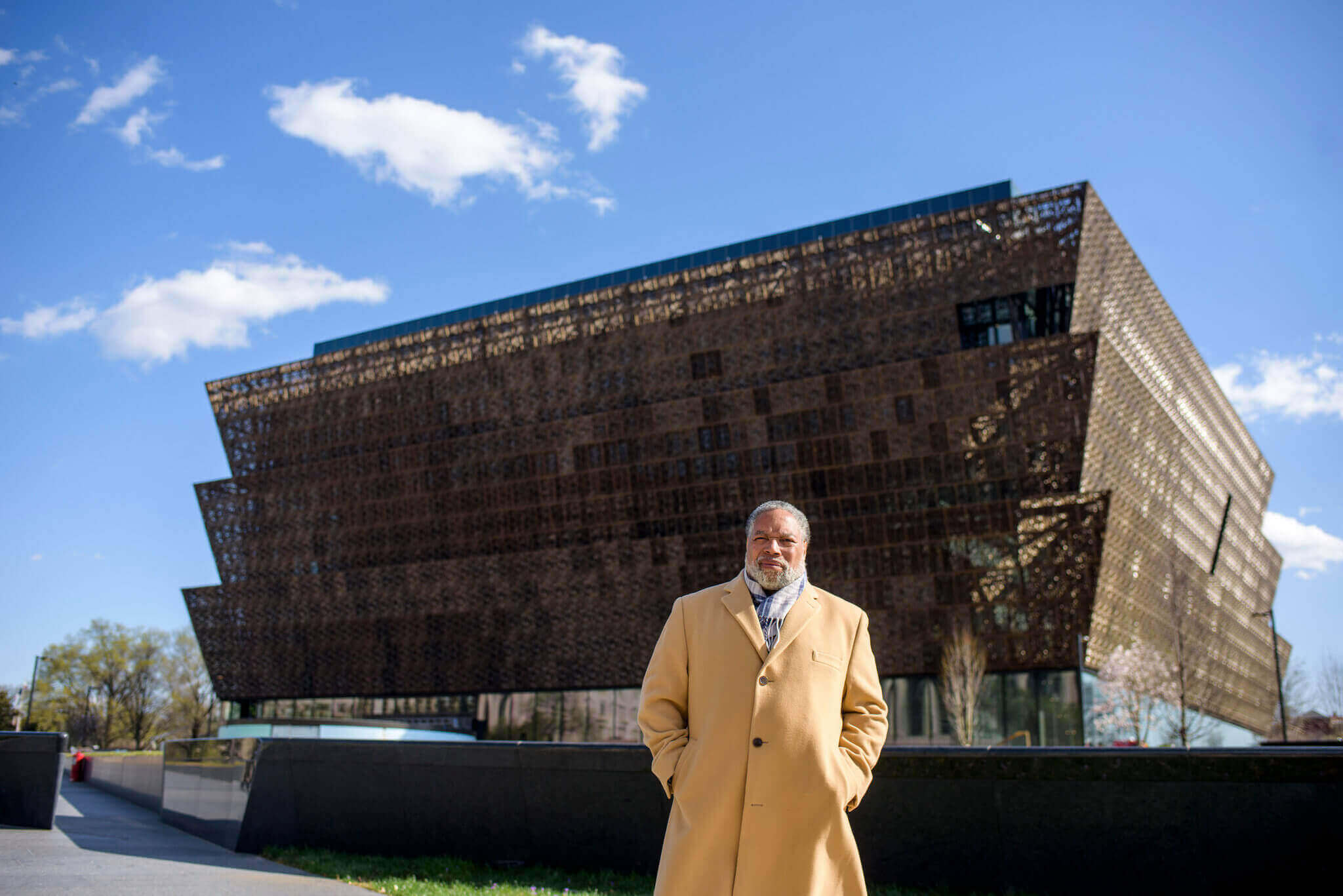 Lonnie Bunch III, Directeur du 'National Museum of African American History and Culture' Crédit Photo : Matt Roth/NY Times
