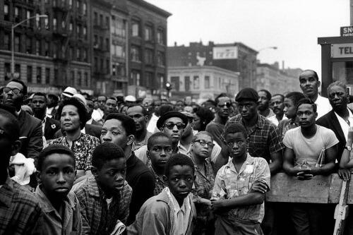 MALCOLM X - Harlem Freedom Rally