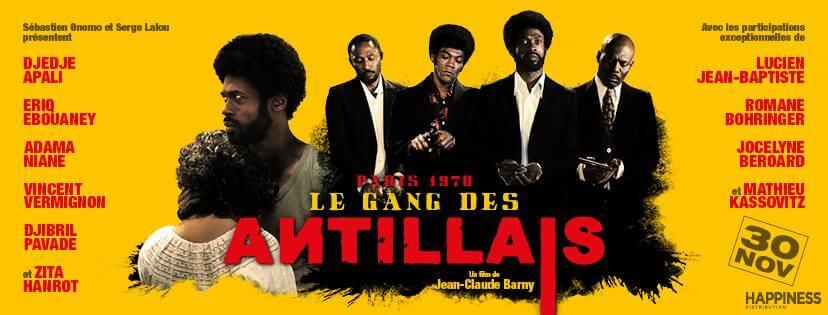 Le Gang des Antillais de Jean-Claude Barny