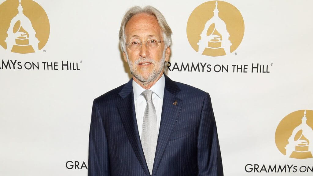 Neil Portnow president of The Recording Academy (NARAS)
