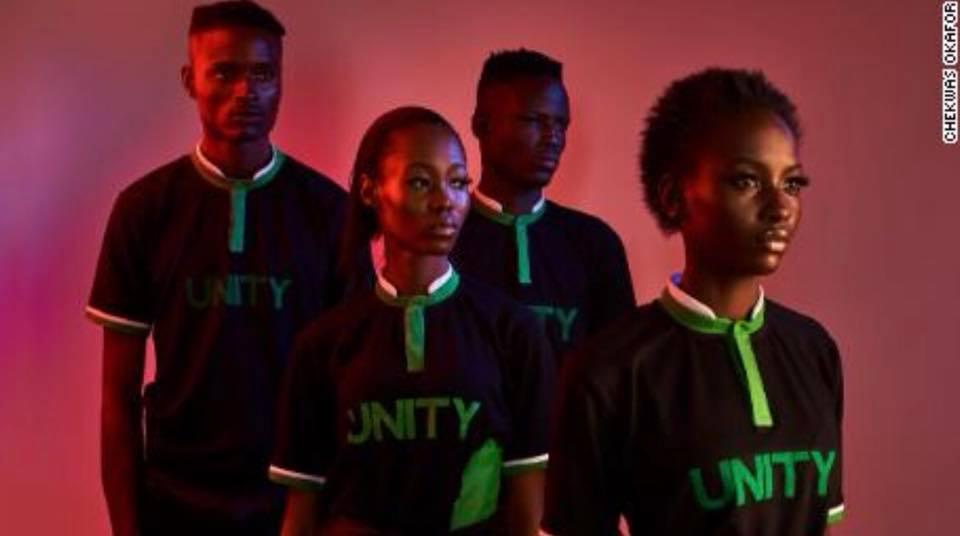 L'équipe de football nigériane élue la plus stylée de la Coupe du Monde !