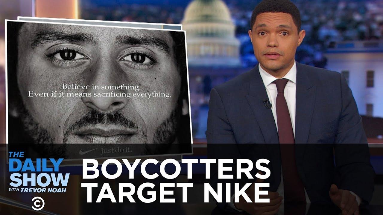 Boycott Nike : des entreprises américaines interdisent le port de la marque à leurs employés