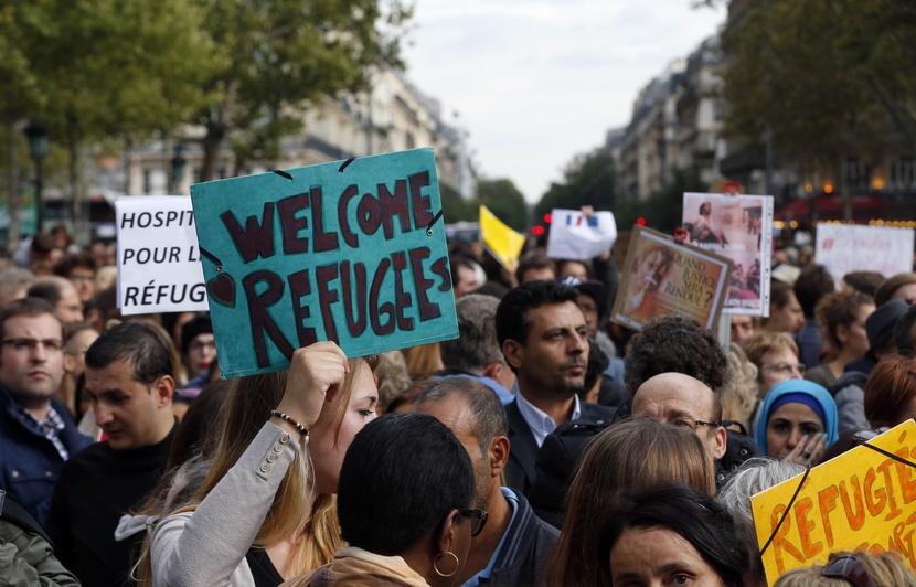 Faire baisser ses impôts en hébergeant des réfugiés