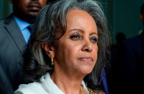 Presidente d'Ethiopie