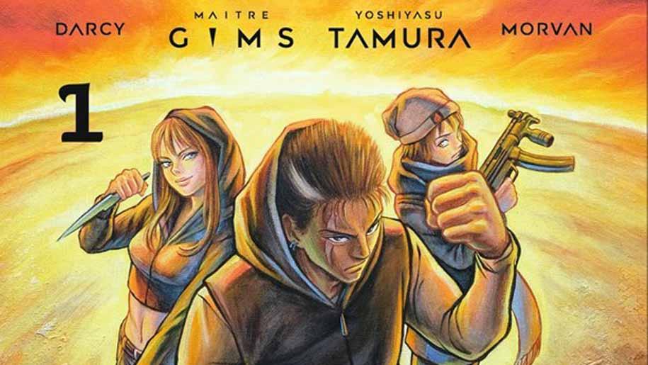 Devi's Relics, le nouveau manga de Maître Gim's