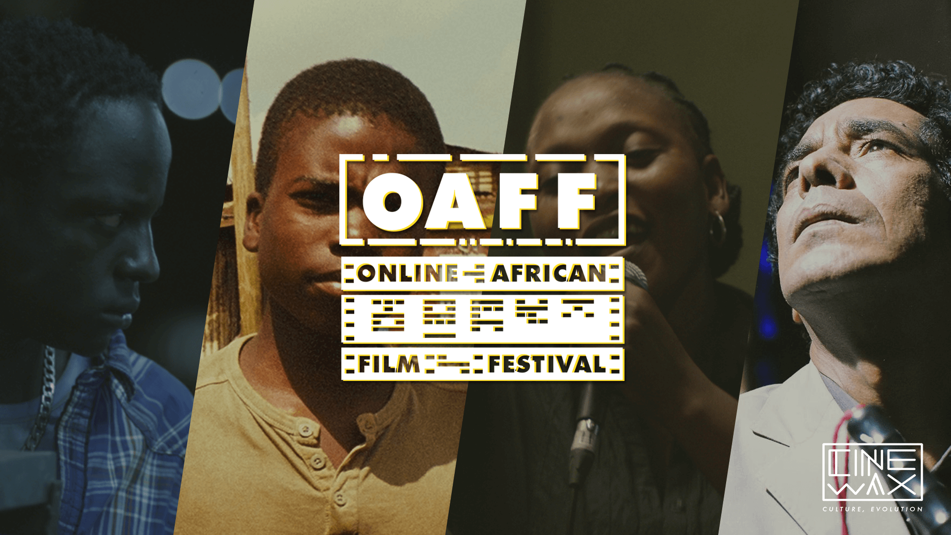 Cinewax lance L'Online African Film Festival