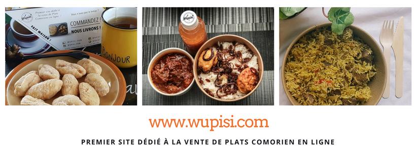 Wupisi: La gastronomie comorienne 2.0 à la conquête de l'hexagone