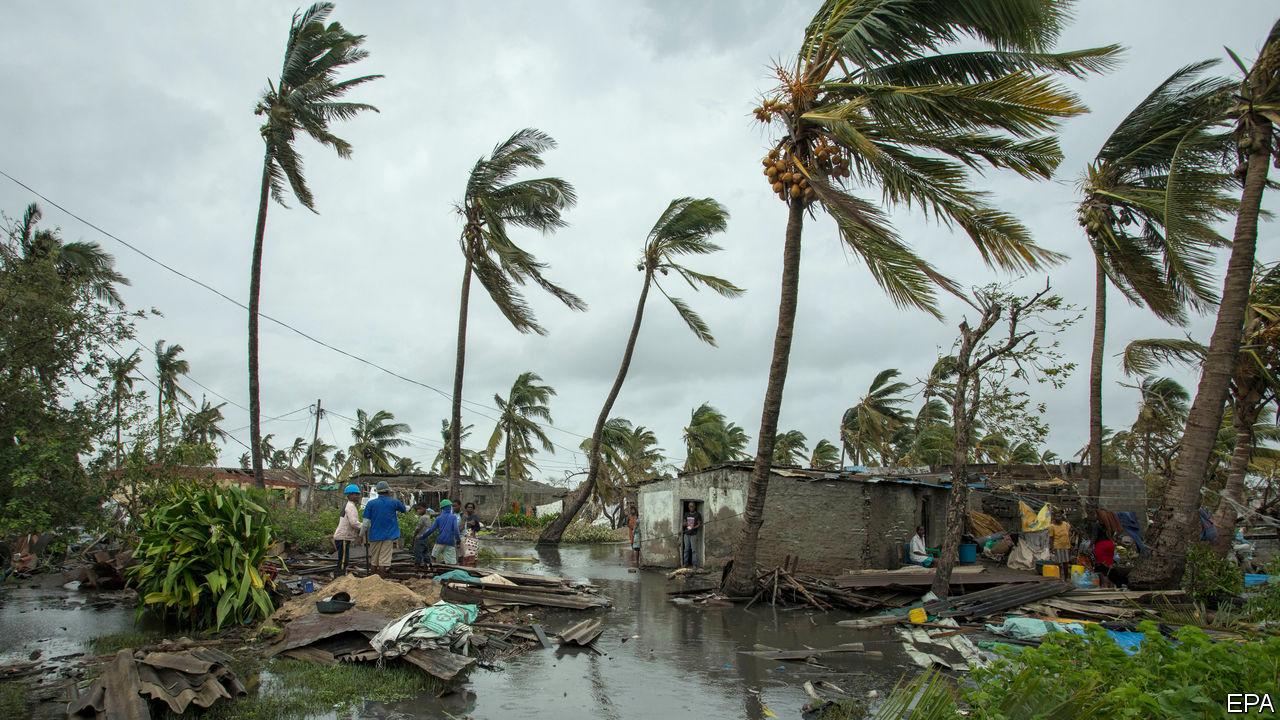 Cyclone Idai au Mozambique et Zimbabwe : le bilan risque de s'aggraver