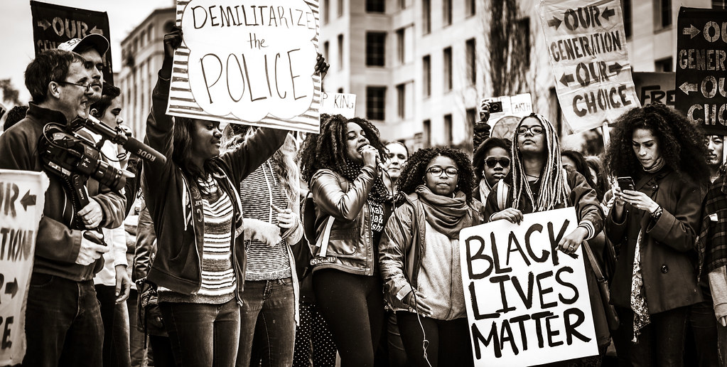 Les réseaux sociaux censurent les activistes noirs