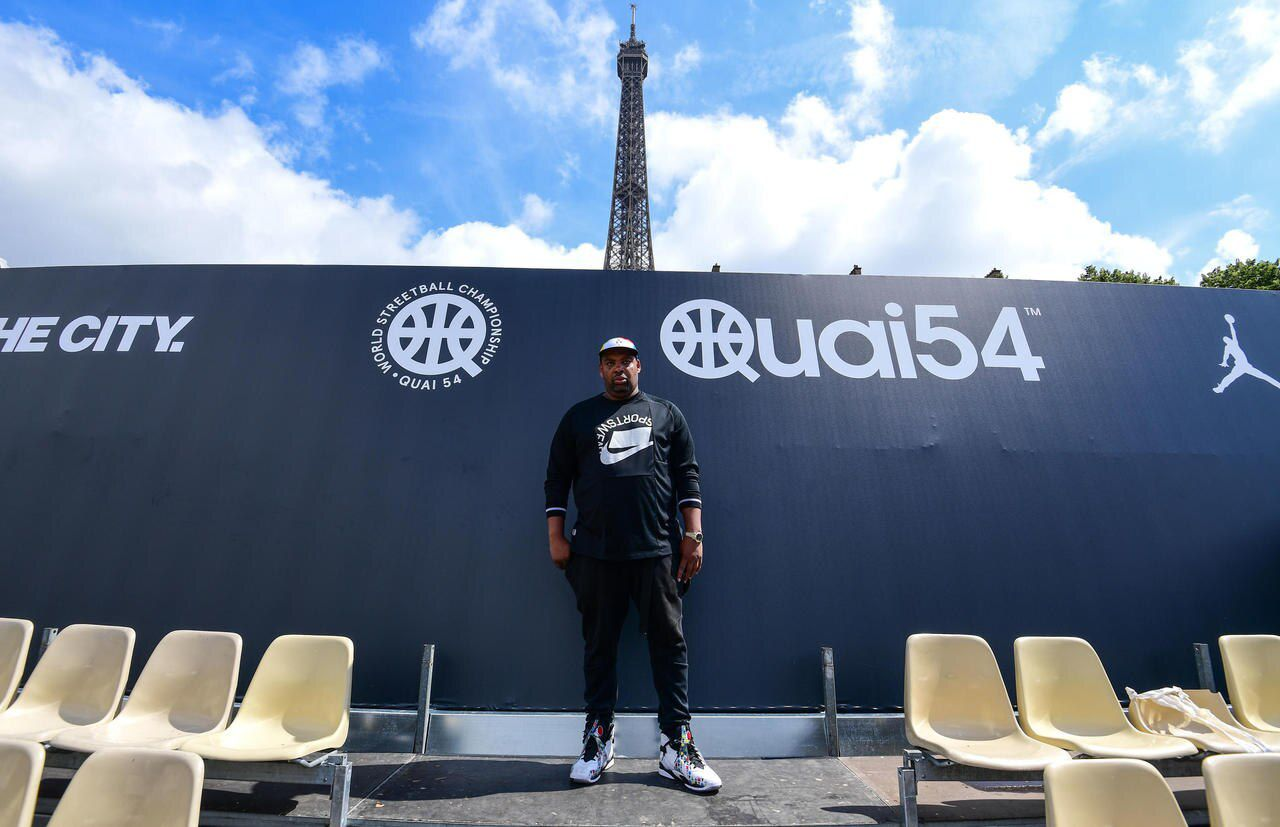 Hammadoun Sidibé, le real MVP du Quai 54