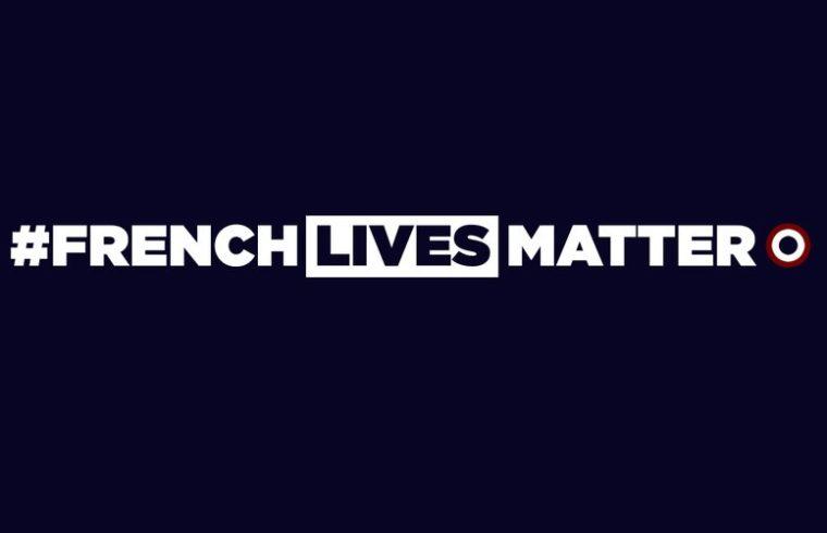 French Lives Matter site dénonçant le racisme anti-blanc