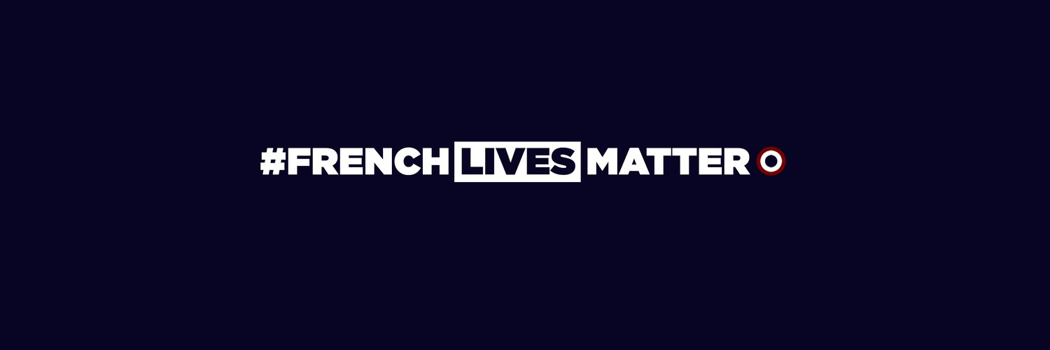French Lives Matter site dénonçant le racisme anti-blanc