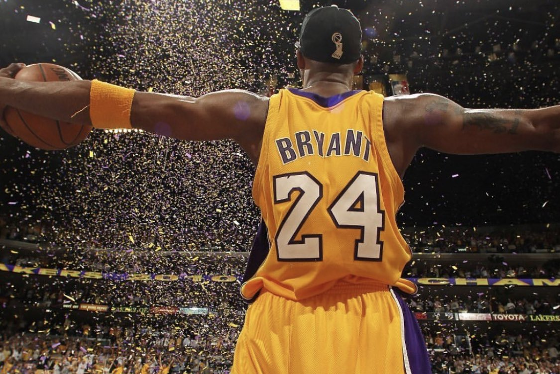 #MambaOut : Lettre ouverte à Kobe Bryant