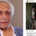 L'acteur Gérald Darmon accusé de Blackface, après avoir posté une photo sur son compte Instagram