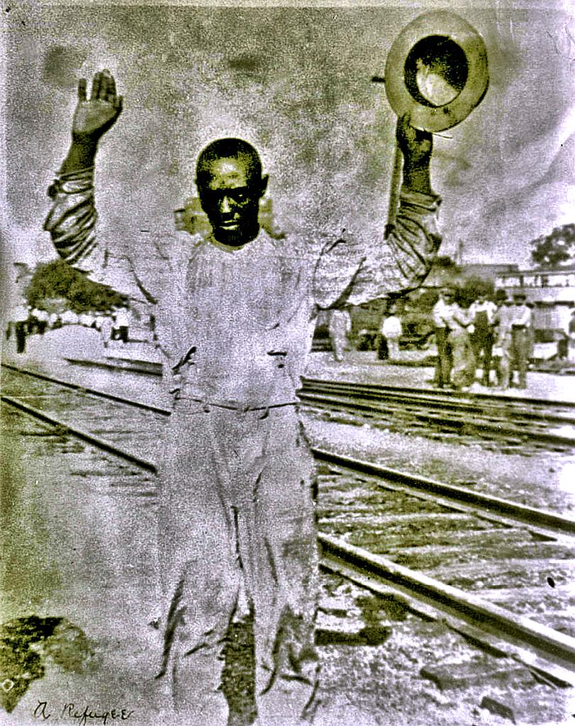 'surrender' Tulsa June 1,1921
