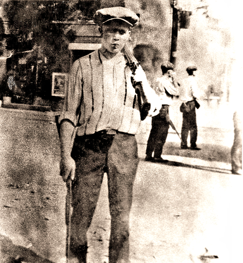 Armed White Rioter - Tulsa 1921