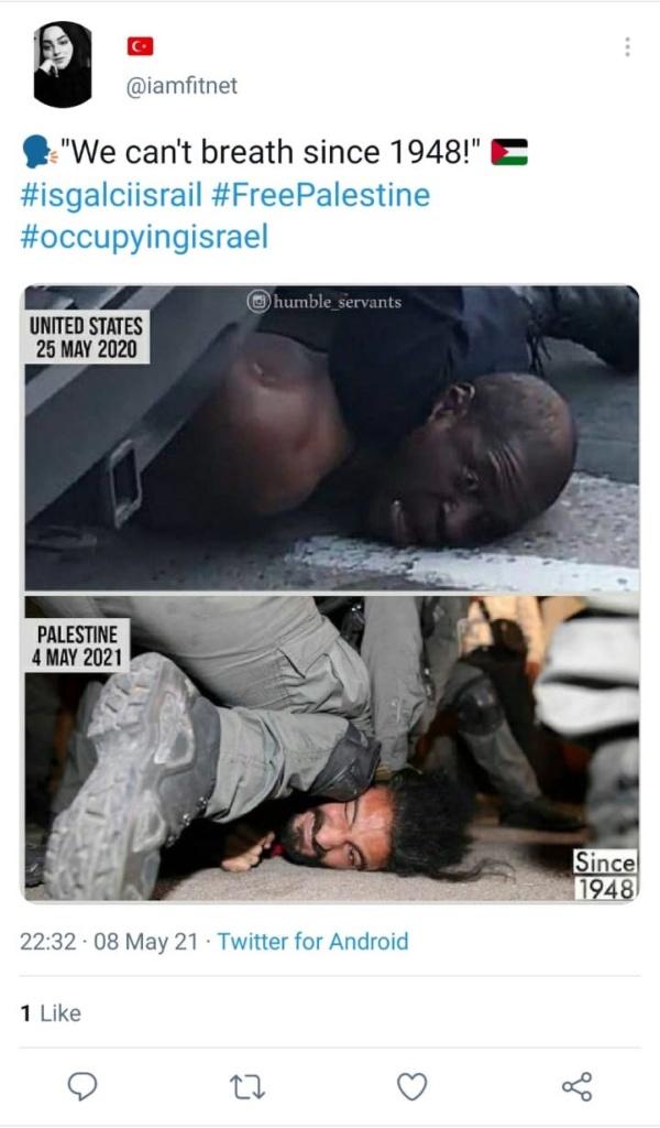 deux hommes immobilisés par un genou sur eux